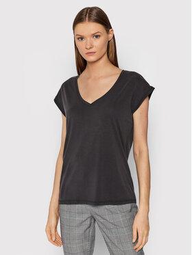 Vero Moda Vero Moda T-Shirt Filli 10247666 Černá Regular Fit