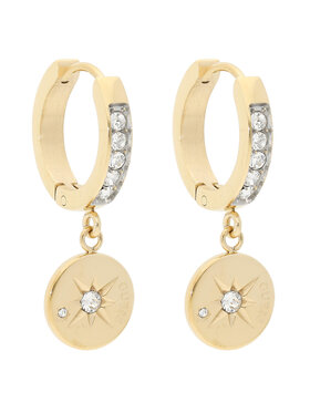 Guess Guess Boucles d'oreilles JUBE20 021JW Or