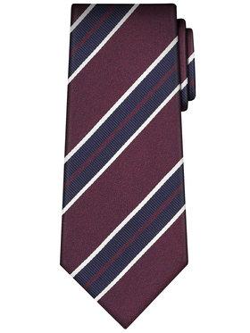 Vistula Vistula Krawatte Racon XY0567 Dunkelrot