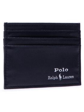 Polo Ralph Lauren Polo Ralph Lauren Bankkártya tartó Mpolo Co D2 405803867002 Fekete