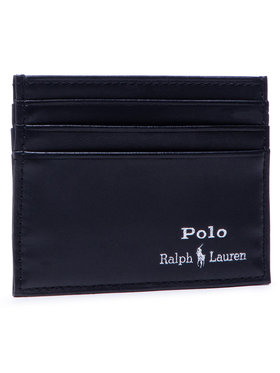Polo Ralph Lauren Polo Ralph Lauren Калъф за кредитни карти Mpolo Co D2 405803867002 Черен