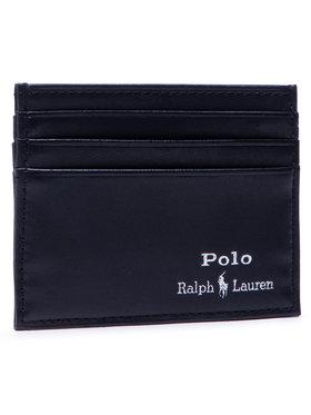 Polo Ralph Lauren Polo Ralph Lauren Θήκη πιστωτικών καρτών Mpolo Co D2 405803867002 Μαύρο
