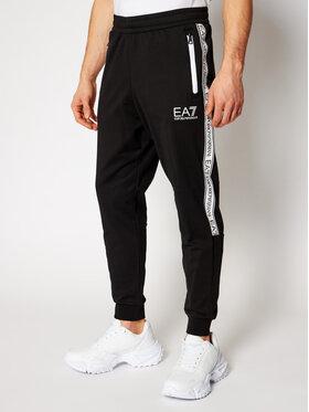 EA7 Emporio Armani EA7 Emporio Armani Spodnie dresowe 3KPP51 PJ05Z 1200 Czarny Regular Fit