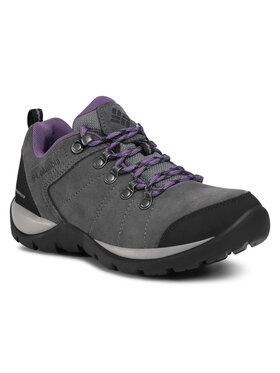 Columbia Columbia Chaussures de trekking Fire Venture S II Wp BL0827 Gris