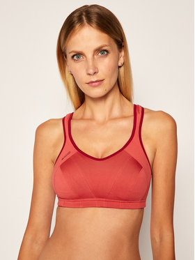 Shock Absorber Shock Absorber Reggiseno top Ultimate Run Bra S5044 Rosa