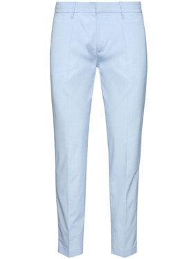 Pierre Cardin Pierre Cardin Spodnie materiałowe Lyon 3520/000/4910 Niebieski Modern Fit