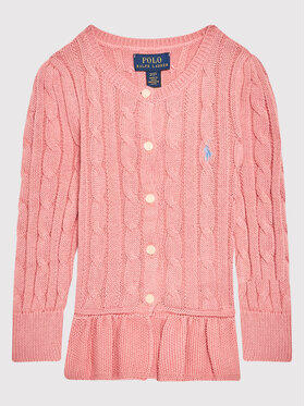 Polo Ralph Lauren Polo Ralph Lauren Ζακέτα 311737911028 Ροζ Regular Fit
