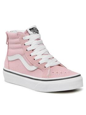 Vans Vans Sneakersy SK8-HI ZIP VN0A4BUX9AL1 Różowy