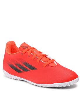 adidas adidas Обувки X Speedflow .4 In J FY3331 Червен