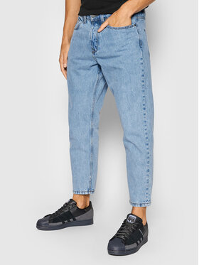 Only & Sons Only & Sons Дънки Avi Beam 22020313 Син Relaxed Fit