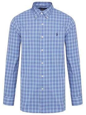 Polo Ralph Lauren Polo Ralph Lauren Hemd Cubdppcs 710829472001 Blau Custom Fit