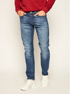 Levi's® Levi's® Jeansy Taper Fit 502™ Smoke Stacked Adv 29507-0777 Blu scuro Taper Fit