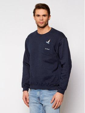 Drivemebikini Drivemebikini Sweatshirt Le Surf 2019-DRV-008_NV Bleu marine Regular Fit