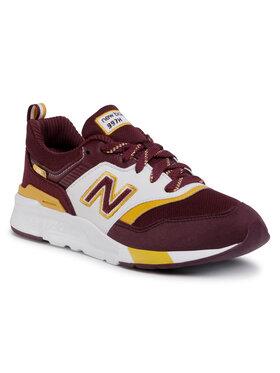 New Balance New Balance Sneakers GR997HVU Dunkelrot