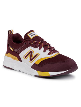 New Balance New Balance Sneakersy GR997HVU Bordó