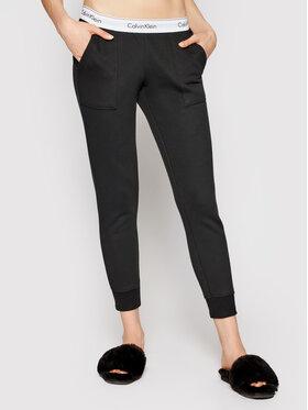 Calvin Klein Underwear Calvin Klein Underwear Долнище анцуг 0000QS5716E Черен Regular Fit