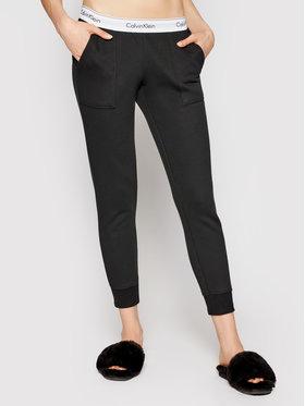 Calvin Klein Underwear Calvin Klein Underwear Spodnie dresowe 0000QS5716E Czarny Regular Fit