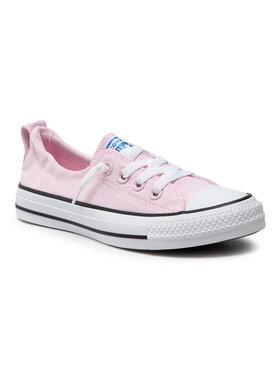Converse Converse Sneakers aus Stoff Ctas Shoreline Slip 570340C Rosa