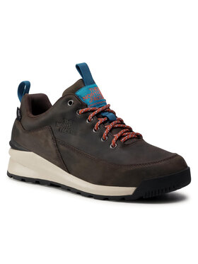 The North Face The North Face Trekkingschuhe Back To Berkeley Low Wp NF0A4OBSU6V1 Braun