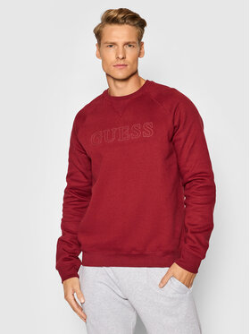 Guess Guess Sweatshirt U1YA02 K9V31 Bordeaux Regular Fit