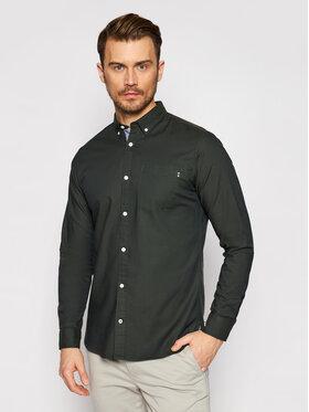 Jack&Jones Jack&Jones Риза Jjeclassic Soft Oxford 12172736 Зелен Slim Fit