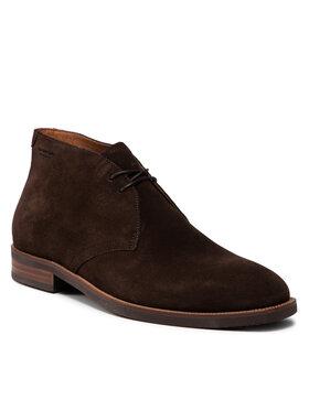 Vagabond Vagabond Šnurovacia obuv Percy 5062-140-31 Hnedá