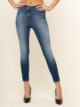 Elisabetta Franchi Elisabetta Franchi Jeans Slim Fit PJ-61I-01E2-V259 Blu scuro Slim Fit