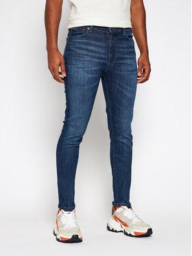 Tommy Jeans Tommy Jeans Skinny Fit džíny Simon DM0DM09320 Tmavomodrá Skinny Fit