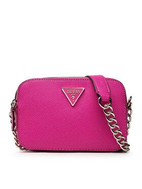 Guess Guess Дамска чанта Noelle HWZG78 79140 Розов