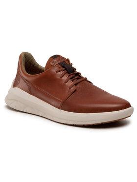Timberland Timberland Sneakersy Bradstreet Ultra Lthr Ox TB0A2Q9E212 Hnedá