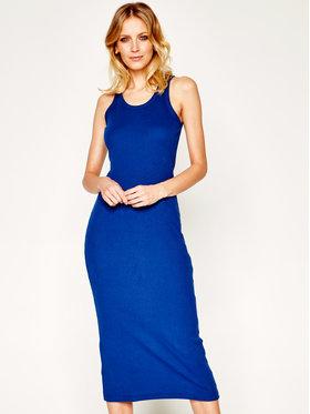 Lacoste Lacoste Sukienka codzienna EF5480 Granatowy Regular Fit