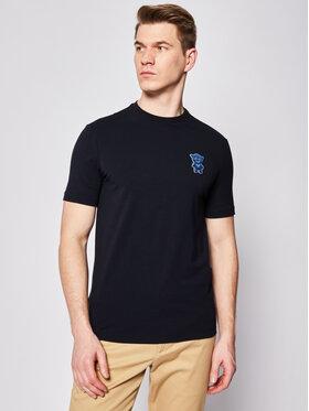 Emporio Armani Emporio Armani T-Shirt 3H1T8E 1J91Z 0922 Granatowy Regular Fit