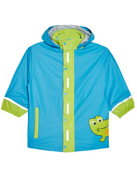 Playshoes Playshoes Giacca impermeabile 408596 D Blu Regular Fit