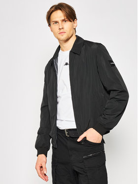 Calvin Klein Calvin Klein Bomber bunda Reversible K10K105269 Čierna Regular Fit