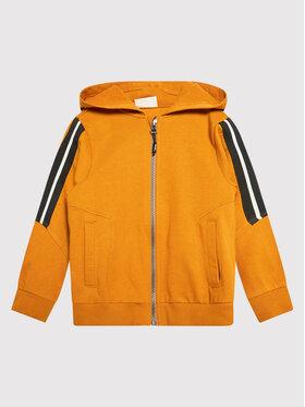 Coccodrillo Coccodrillo Sweatshirt ZC1132401EVB Gelb Regular Fit