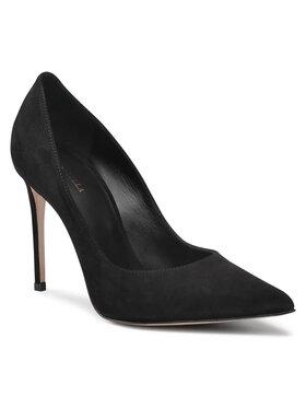 Le Silla Le Silla Обувки на ток Deco Eva 2101M090 Черен