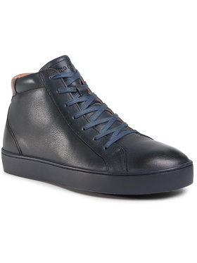 Gino Rossi Gino Rossi Kotníková obuv MI07-A973-A802-11 Tmavomodrá