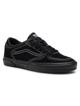 Vans Vans Sneakers aus Stoff Rowley Classic VN0A4BTTBKA1 Schwarz