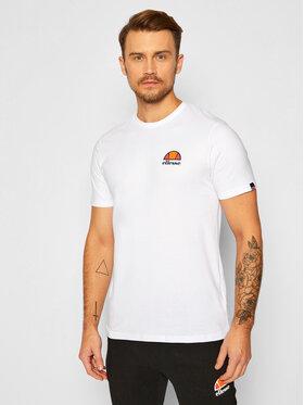 Ellesse Ellesse Marškinėliai Canaletto SHS04548 Balta Regular Fit