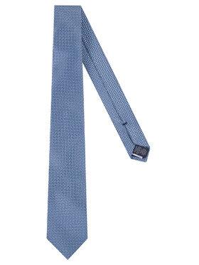 Tommy Hilfiger Tailored Tommy Hilfiger Tailored Krawatte Blend Micro TT0TT06910 Blau