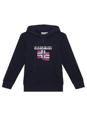 Napapijri Napapijri Sweatshirt K Birex H NP0A4EQ1 Bleu marine Regular Fit