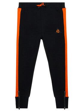 4F 4F Teplákové kalhoty JSPMD003 Černá Slim Fit