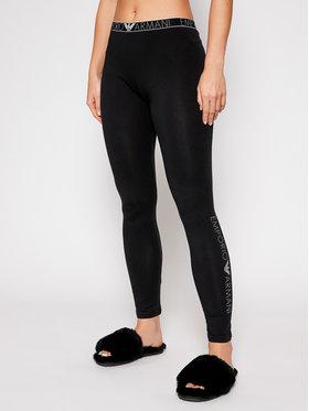 Emporio Armani Underwear Emporio Armani Underwear Leggings 164162 0A317 00020 Schwarz Slim Fit