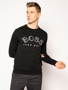 Boss Boss Pulóver Salbo 50418718 Fekete Regular Fit