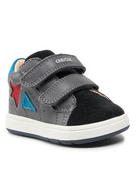 Geox Geox Sneakersy B Biglia B. A B164DA 08522 C9211 Szary