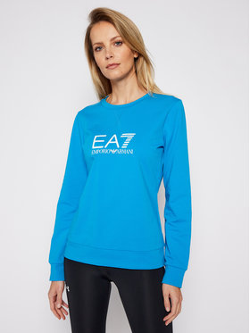 EA7 Emporio Armani EA7 Emporio Armani Sweatshirt 8NTM39 TJ31Z 1523 Bleu Regular Fit