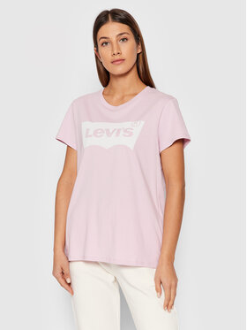 Levi's® Levi's® T-Shirt The Perfect Tee 17369-1652 Rosa Regular Fit