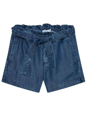 NAME IT NAME IT Džínsové šortky 13172768 Modrá Regular Fit