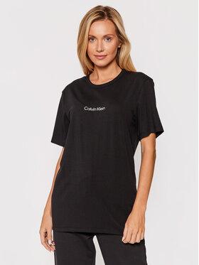 Calvin Klein Underwear Calvin Klein Underwear Marškinėliai 000QS6756E Juoda Regular Fit