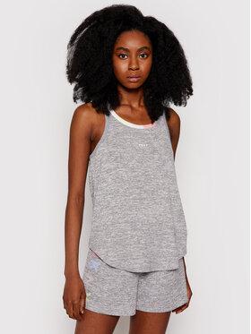 DKNY DKNY Marškinėliai YI2222445 Pilka Regular Fit
